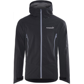 Norrøna falketind windstopper Hybrid Jacket Men black